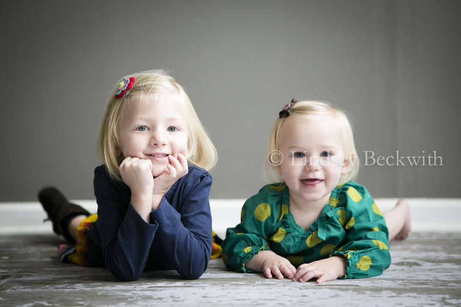 Cleveland baby portraits