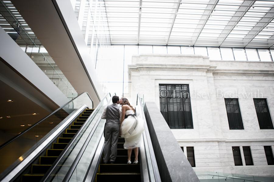 kickass wedding photographer in Cleveland