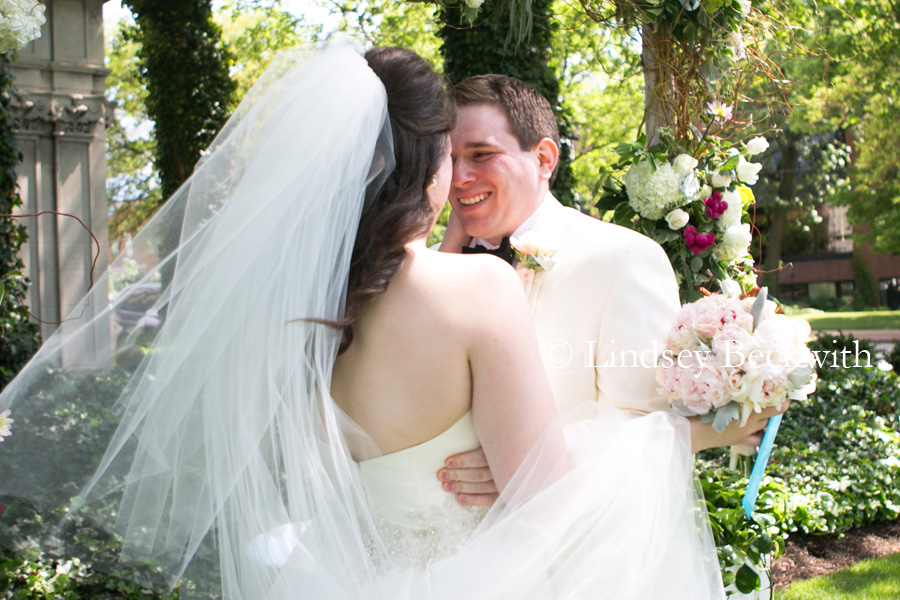 Cleveland Heights wedding photographer