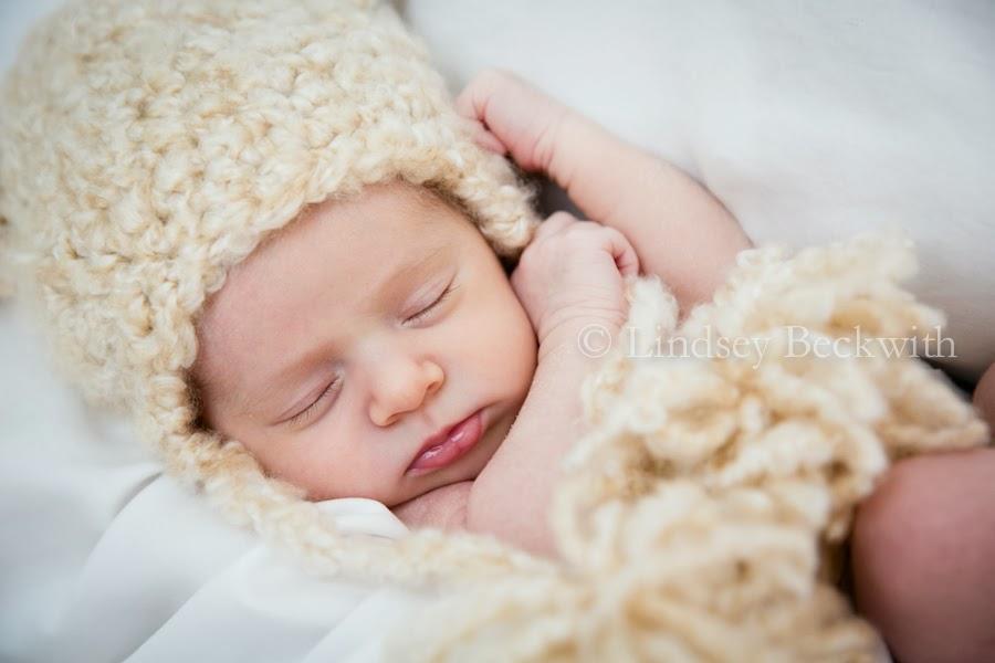 Bay Village newborn photographer