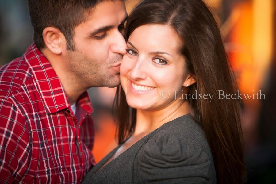 Cleveland based wedding photographer