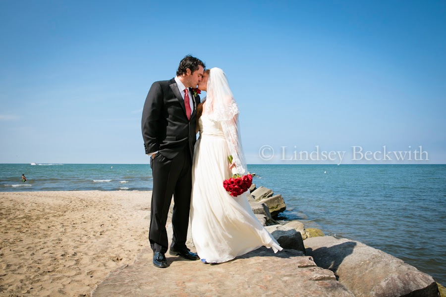 Bay Village wedding photographer