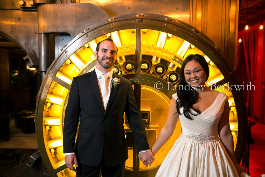 Cleveland's premier wedding photographer