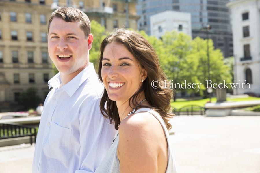 Cleveland wedding photographer authentic